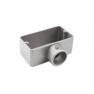Condulete fixo em alumínio tipo B