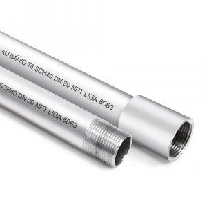 Alumínio - Sch 40