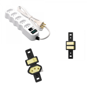 Tomadas e Interruptores (Para Conduletes)